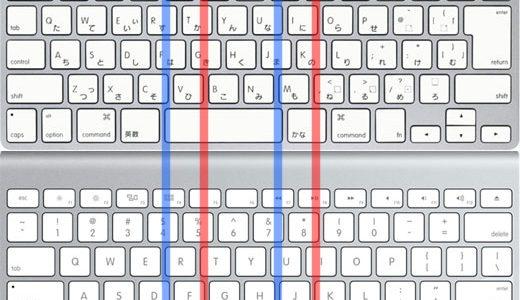 鍵盤的日文配列、英文配列怎麼選?5大差別告訴你,這個比較好